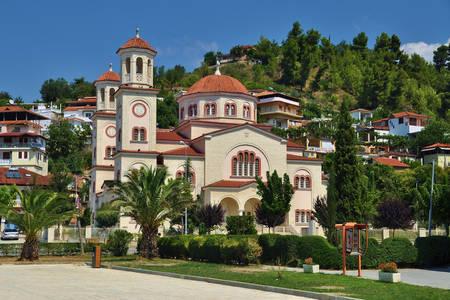Cathédrale Saint-Dmitry de Berat