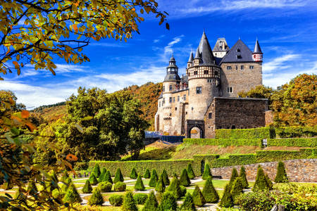 Castle Burresheim