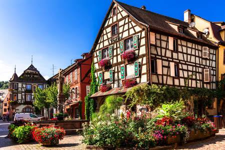 Kaisersberg village