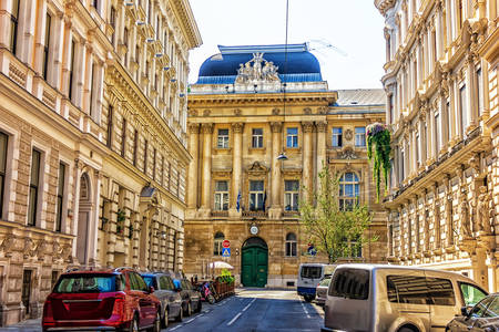 Ulica u Beču