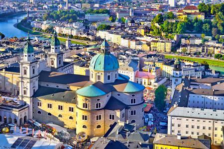 Salzburg Roofs