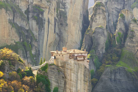 Mănăstirea Meteora
