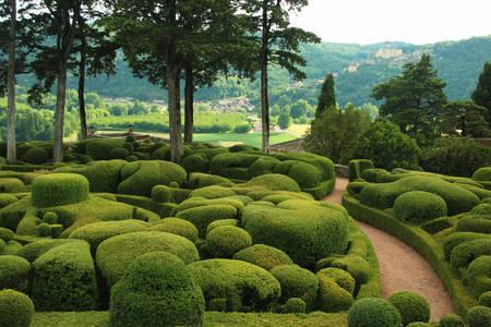 Garden Marquessac