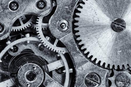 Détails d'horlogerie
