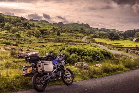 Motosiklet yolculuğu