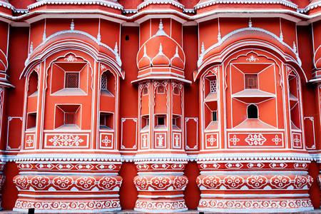 Arhitektura Hawa Mahal palate