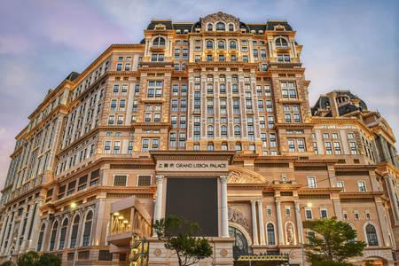 Hotel v Macau