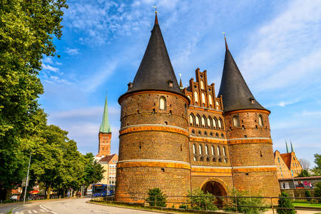 Holstentor Stadttor