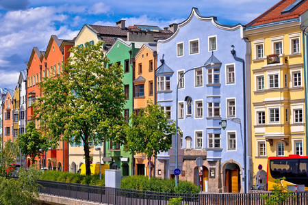 Innsbruck mimarisi