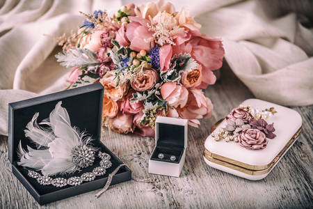 Accessories for the bride