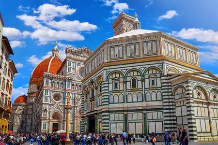 Katedrala Santa Maria del Fiore u Firenci