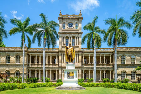 Ali'ilani Hale v Honolulu