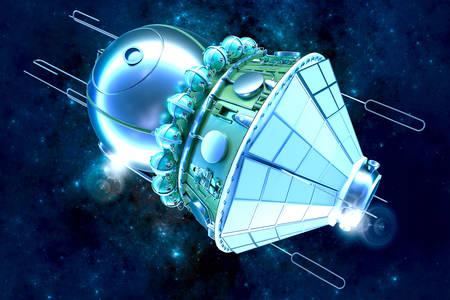 """Spaceship """"Vostok"""""""