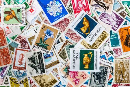 Διάφορα γραμματόσημα