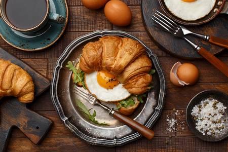 Smaczne śniadanie