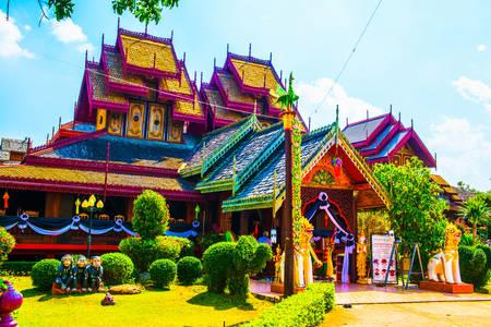Templo Wat Nantaram