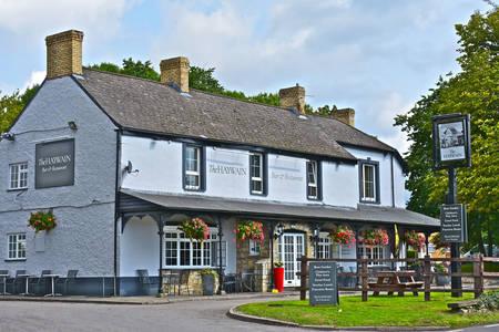 Inn on the outskirts of Bridgend