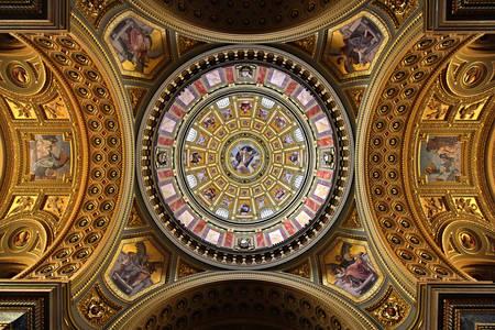 Купол базилики Святого Стефана