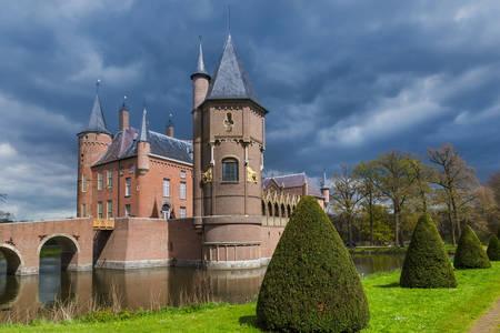 Heswijk Castle View