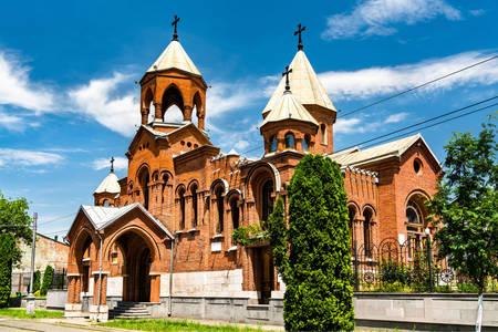 Church of St. Gregory the Illuminator in Vladikavkaz