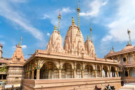Kalupur Swaminarayan Mandir-tempel