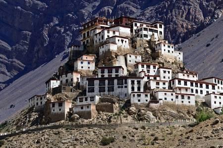 Likir Gompa Monastery