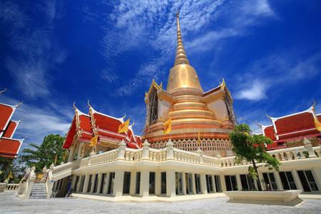 Temple Wat Ketmadi Srivararam