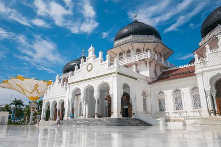 Mosquée Baiturrahman Raya