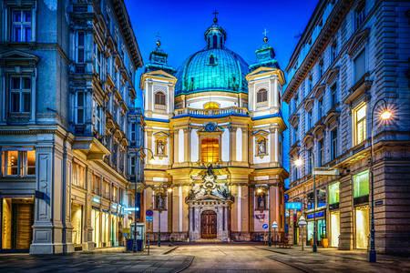 St. Peter's Church in Vienna