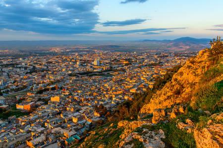 View of the city of Tlemcen