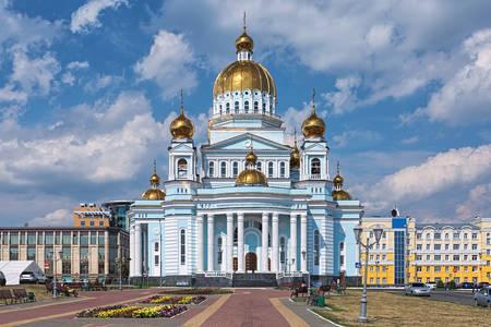 Cathedral of Theodore Ushakov