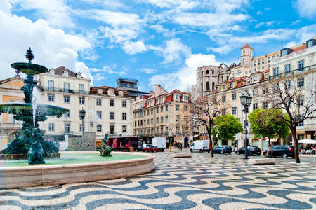 Rossio tér