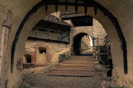 Крепостта Раснов