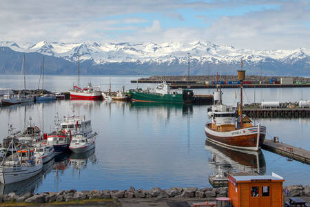 Port of Husavik