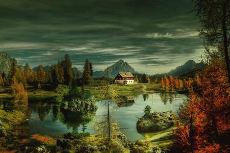 Λίμνη Fede