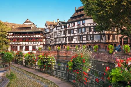 Küçük Fransa, Strazburg