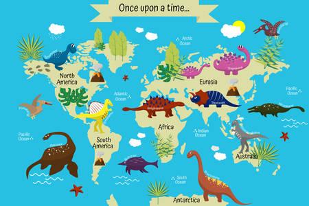 Carta di dinosauro