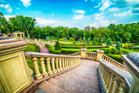 Mezhyhirya park