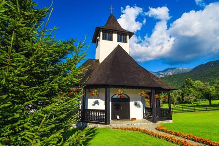 Bran manastırı