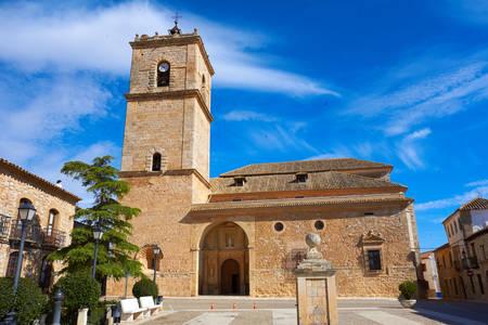 Church in El Toboso