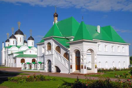 Murom Spaso-Preobrazhensky-klooster