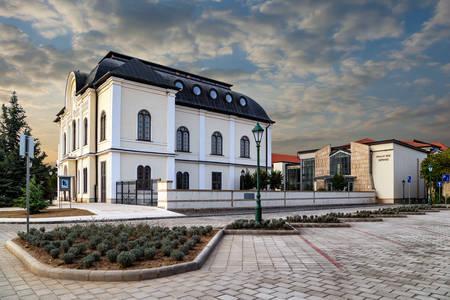 Synagogue in Tokaj