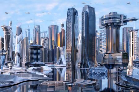 Orașul viitorului