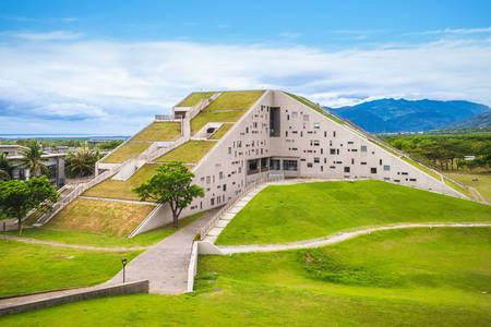 Biblioteca de la Universidad Nacional de Taitung