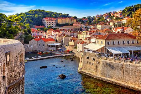 Ντουμπρόβνικ, Κροατία