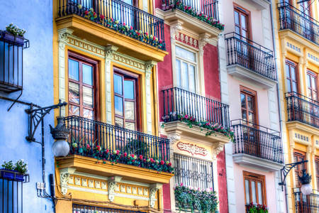 Valencie, Španělsko