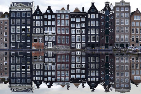 Architecture of amsterdam