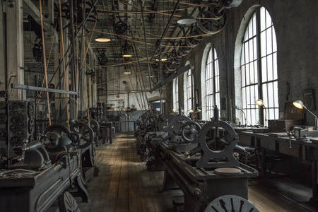 Thomas Edison Invention Factory