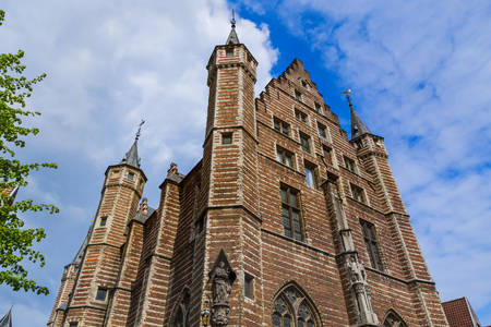 Turnul măcelarului din Anvers