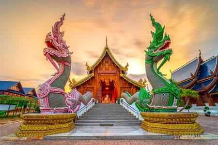 Wat Ban Den Temple